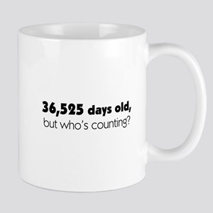 100th Birthday Mug