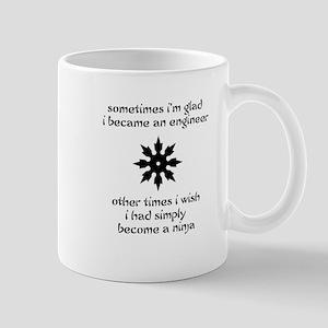 Ninja Engineer Mug