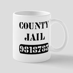 Jail Inmate Number 9818783 Mug