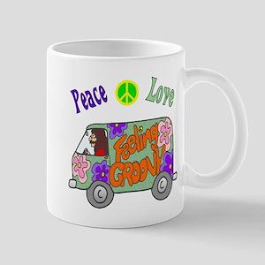 Groovy Van Mug