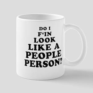 Rude People Person Mug