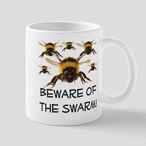 Beware Of The Swarm Mug