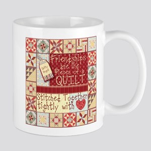 Quilting Friendships Mugs