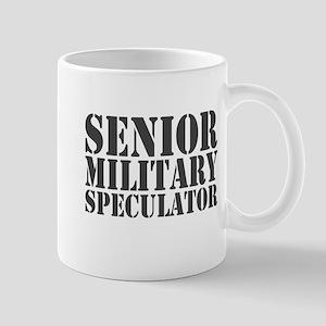Sr Military Speculator Mug