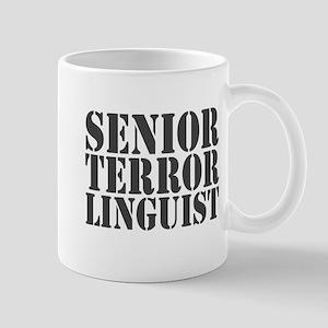 Sr Terror Linguist Mug