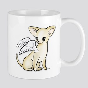 Tumbles Chihuahua Angel Mug
