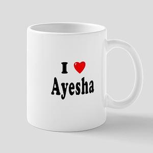 AYESHA Mug