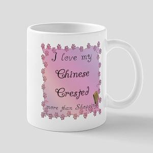 Crested Shopping Mug