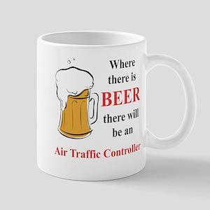 Air Traffic Controller Large Mugs