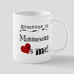 Minnesota Loves Me Mug