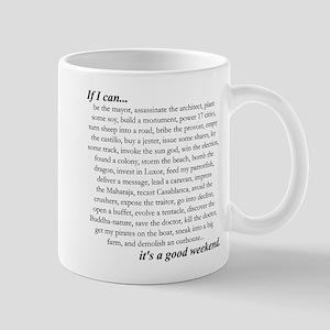 goodweekend Mugs