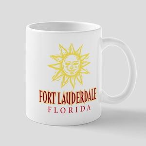 Ft. Lauderdale Sun - Mug