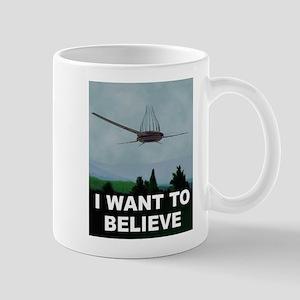believedroneshirt10x10 Mugs