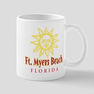 Ft. Myers Beach Sun - Mug