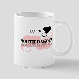 South Dakota Mug