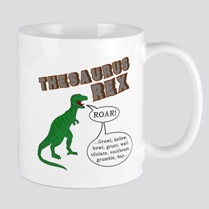 Thesaurus Rex Mug