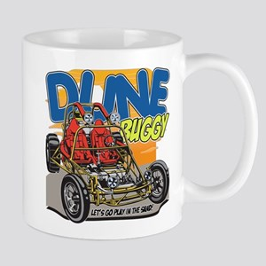 Dune Buggy Let's Go Play in the Sand Mug