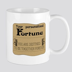 Fortune Card Mug