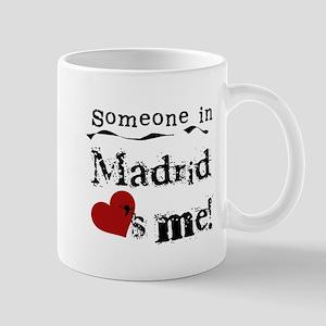 Someone in Madrid Mug