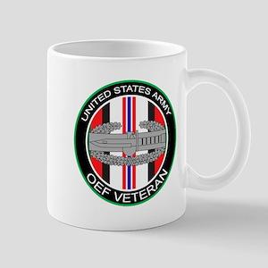 OEF Veteran with CAB Mug