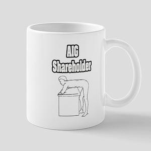 """""""AIG Shareholder"""" Mug"""