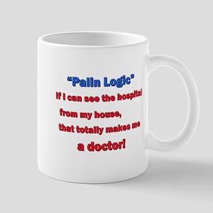 Palin Logic Mug