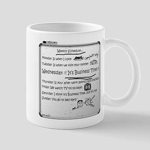It's Business Time!!! Mug