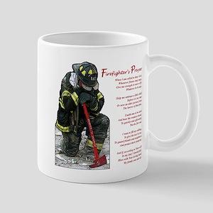 Firefighter Prayer Mug