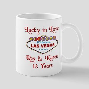 Rey & Karen Large Mugs