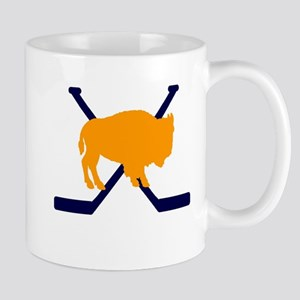 Buffalo Cross-Sticks Mug