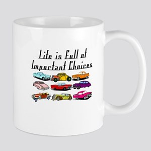 Important Choices Classic Mug