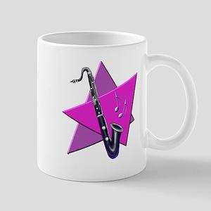 Bass Clarinet Mug