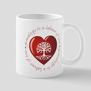 Labour Of Love Mug
