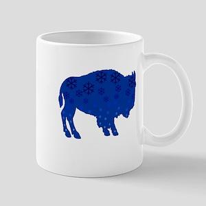 Buffalo Snow Mug