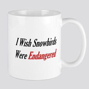 Snowbirds Endangered Mug