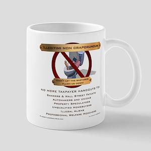 Illegitimi non craporundum Mug