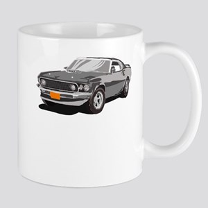 Artsy Version - 1969 Ford Mus Mug