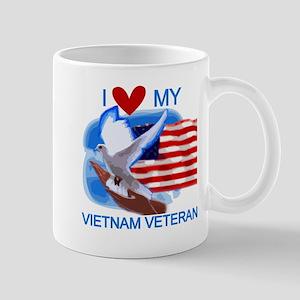 Love My Vietnam Veteran Mug