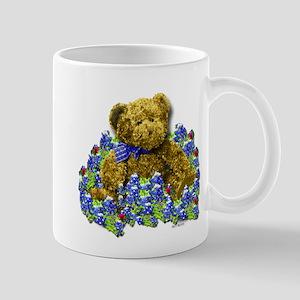 Bluebonnet Bear Mug
