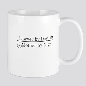Lawyer by Day (Mother) Mug