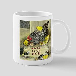 We Love Mom! Mug
