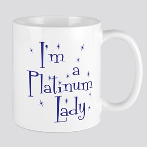 Platinum Lady Mug