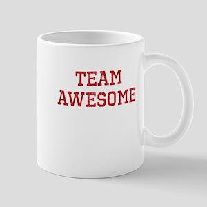 Team Awesome (red) Mug