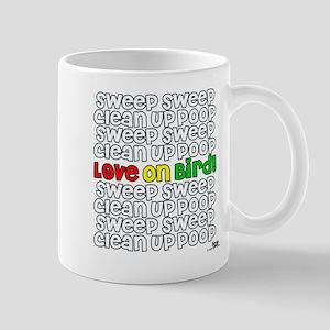 Sweep Sweep Clean Up Poop Mug