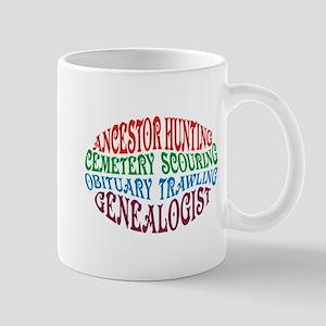 Ancestor Hunting Stainless Steel Travel Mugs