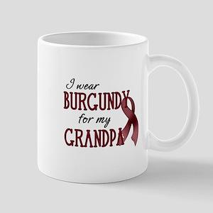 Wear Burgundy - Grandpa Mug