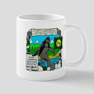 State of Jefferson Mug