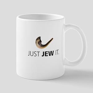 Just Jew It Mug