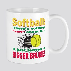 Girls Softball Mug
