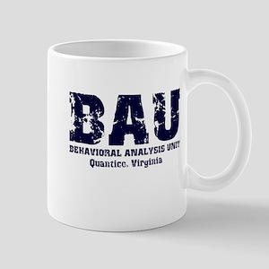 BAU Criminal Minds Mug